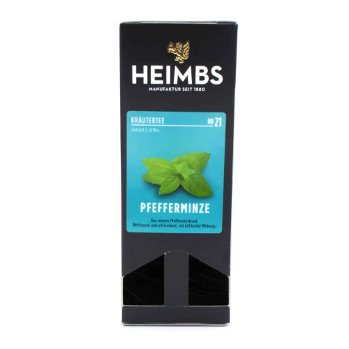 Heimbs Tee - PFEFFERMINZE - 20 Tea Bags